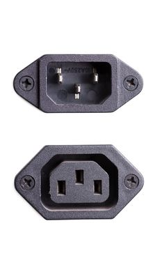 Power Sockets Stock Images