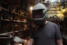 Free Welder Royalty Free Stock Image - 17958966