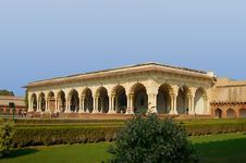 Free The Agra Fort Royalty Free Stock Images - 17959409