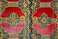Free Tibet - Old Monastery Door Royalty Free Stock Image - 17959586