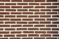Free Orange Brick Wall Stock Photography - 17963942