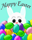Free Busy Easter Bunny Royalty Free Stock Photos - 17965448