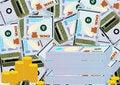 Free Money Royalty Free Stock Photos - 17968648