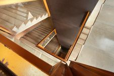 Free Building Stairs Royalty Free Stock Photos - 17960388