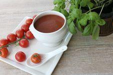 Free Tomato Soup Stock Photos - 17960463