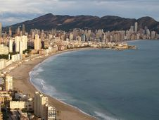 Free Benidorm, Spain Stock Photos - 17960513