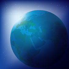 Abstract Business Background Globe Stock Photos