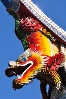 Free A Chinese Dragon Stock Photography - 17964422