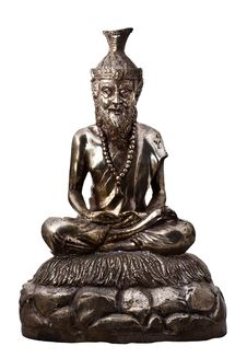 Free Ascetic Statue Stock Photos - 17964553