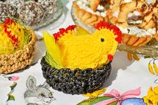 Free Easter Decoration Royalty Free Stock Image - 17964886