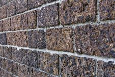 Free Brick Wall Royalty Free Stock Images - 17965519