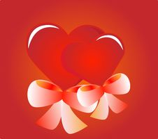 Free Hearts Stock Images - 17965984