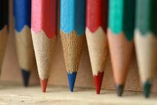 Free Pencil Background Stock Photography - 17966722