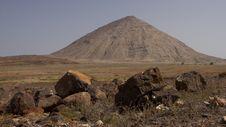 Free Rocky Desert Royalty Free Stock Photos - 17967718