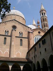 Free Basilica Di Sant Antonio Da Padova Stock Image - 17968511