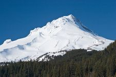 Free Mount Hood Stock Photography - 17968562