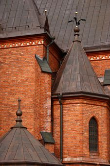 Free Church Facade Stock Images - 17968644