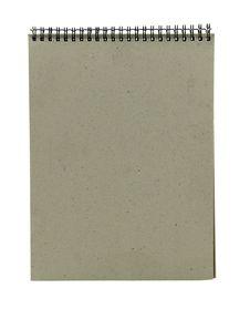 Free Spiral Notebook Stock Photos - 17968833