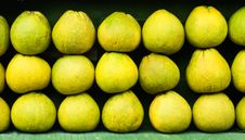 Free Pomelos Organized Into Layers Stock Images - 17969664