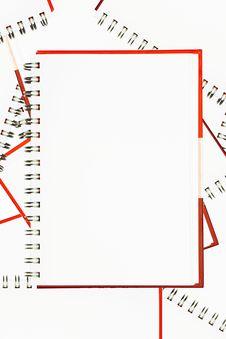 Free Notebook Stock Photo - 17969790