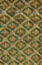 Free Thai Design Painting Background Stock Photo - 17970980