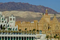 Free Building Of King City In Eilat, Israel Royalty Free Stock Photos - 17972028