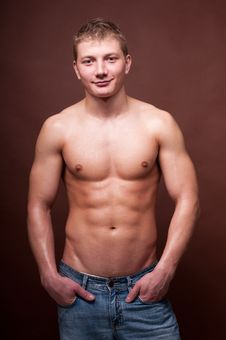 Free Male Model Stock Photos - 17970053