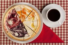 Free Cheesecake Royalty Free Stock Photo - 17970055