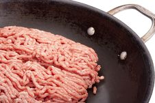 Free Chopped Meat Royalty Free Stock Images - 17970109