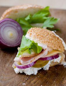 Free Sandwich Royalty Free Stock Photo - 17970385