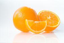 Free Fresh Orange Stock Photo - 17970400