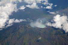 Free Volcanic Lake Royalty Free Stock Image - 17971076