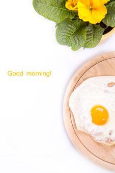 Free Fried Egg Stock Image - 17972291