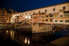 Free Ponte Vecchio In Florence Royalty Free Stock Photo - 17972505