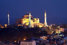 Free Hagia Sophia Stock Images - 17973674