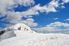 Free Winter In Mountains Stock Photo - 17973830