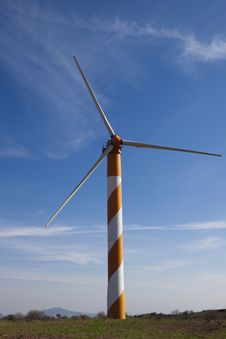 Free Wind Mill Stock Photo - 17974220