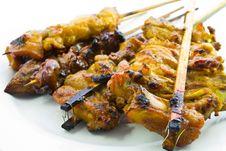 Free Roasted Chicken Stock Photos - 17974333