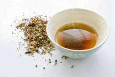 Free Herbal Tea Royalty Free Stock Photos - 17975028