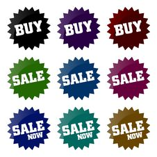 Free Buy And Sale Icon Royalty Free Stock Image - 17975106