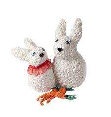 Free Toy Hares Stock Photography - 17976062