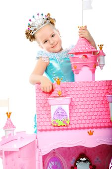 Princess Girl Stock Photos