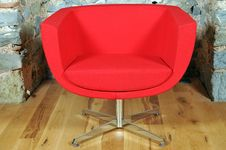 Free Office Chair Royalty Free Stock Image - 17976766