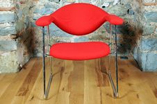 Free Office Chair Royalty Free Stock Photography - 17976827