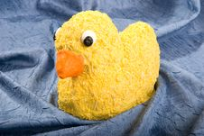 Rubber Duck Cake Royalty Free Stock Images