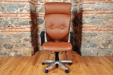 Free Office Chair Royalty Free Stock Photography - 17977177