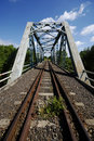 Free Railway Line Royalty Free Stock Photography - 17982407