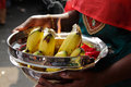 Free Bowl Of Offerings Stock Image - 17982701