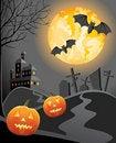 Free Halloween Background Stock Image - 17984431