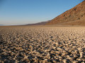 Free Badwater Death Valley California Royalty Free Stock Image - 17986876